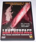 Leatherface - The Texas Chainsaw Massacre III DVD - Unrated