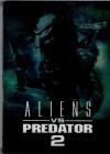 Aliens vs. Predator 2 (Extended Version Hologramm Cover)
