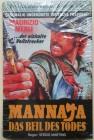 Mannaja - DVD - Große Hartbox - OVP - X-NK