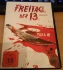 DVD 'Freitag der 13. - Teil 6 - Jason lebt'