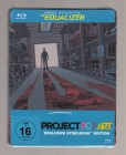 The Equalizer - Project Popart Steelbook Edition BD