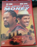DVD 'All About the Money' - guter Zustand