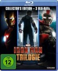 Iron Man Trilogie, 3 BRs