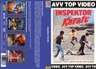 Inspektor Karate (Die Stahlfaust) (Große Hartbox B)