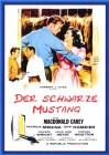 DER SCHWARZE MUSTANG  Western 1956