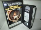VHS - DER MANN AUS SAN FERNANDO - Eastwood - Warner
