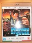 Paco Kampfmaschine des Todes Blu-ray Hands of Steel UNCUT