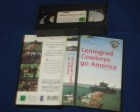 Leningrad Cowboys go America VHS
