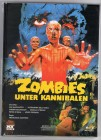 Zombies unter Kannibalen uncut XT Mediabook OVP