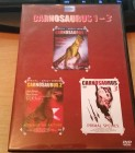"DVD-Box ""Carnosaurus 1-3"" - alle UNCUT"