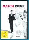 Match Point DVD Scarlett Johansson, Emily Mortimer f. NEUW.