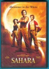 Sahara - Abenteuer in der Wüste DVD Penélope Cruz s. g. Zust