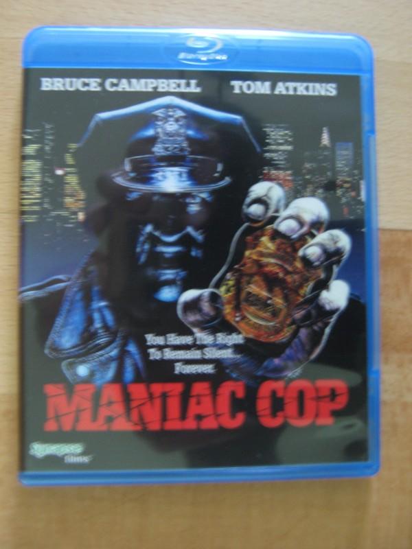 11er Blu-Ray-Paket - Maniac Cop / Evil Dead / Inferno ...