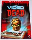 The Video Dead DVD - Kleine Box - Red Edition -