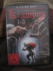 Krampus 1-3, 3 Filme Box