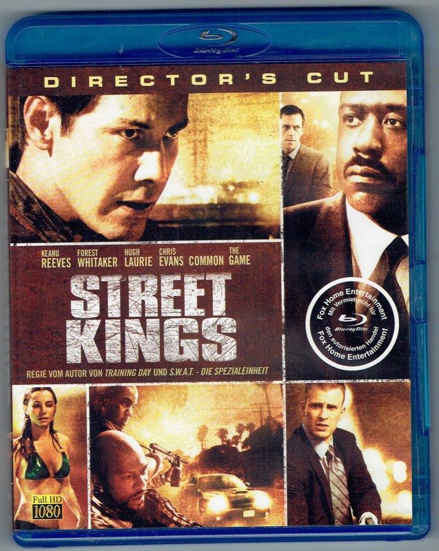 Street Kings - Keanu Reeves - Director's Cut