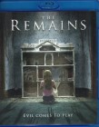 THE REMAINS Blu-ray - Okkult Mystery House Horror