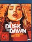 FROM DUSK TILL DAWN Staffel 1 - Blu-ray 3-Disc Box Serie