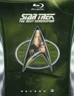 STAR TREK THE NEXT GENERATION Season 3 - Blu-ray Box
