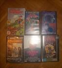 VHS Sammlung - 6 Filme - Diva - Das Leben stinkt- und andere