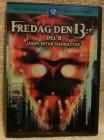 Freitag der 13 Teil 8 aka Fredag den 13:e DVD Uncut