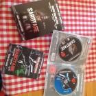 SABOTAGE ( Marc Dacascos ) Platinum Cult Edition ( Uncut )