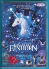 Das letzte Einhorn DVD NEUWERTIG