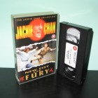 New Fist of Fury * VHS * Jackie Chan / UK-Tape