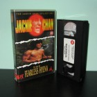 The Fearless Hyena * VHS * Jackie Chan / UK-Tape