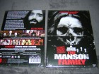 THE MANSON FAMILY - MEDIABOOK - UNCUT EDITION - NEU & OVP