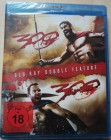 300 und 300 - Rise of An Empire BLU RAY Double Feature *NEU*