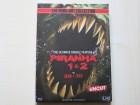 Piranha 1 + 2 Mediabook ltd. 500 Blu-Ray 2D/3D Neu