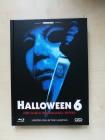 Halloween 6 Mediabook - Uncut - Erstauflage