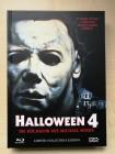 Halloween 4 Mediabook - Uncut - Erstauflage