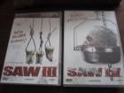 SAW III und IV, Kinofassung