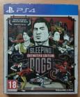 Sleeping Dogs-Definitive Edition (PlayStation 4)