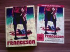 Francesca - Mediabook  - MAD - uncut - Giallo DVD Bluray
