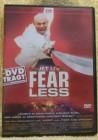 Jet Li` s FEARLESS Presse DVD selten! (V)