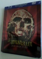 The Orphan Killer (uncut) Steelbox Blu-ray + Soundtrack