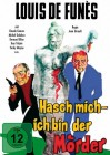 5x DVD: Louis de Funés -  Hasch mich, ich bin der Mörder