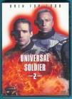 Universal Soldier 2 DVD Matt Battaglia, Jeff Wincott NEU/OVP
