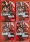 Criminal Minds - 7-Staffel auf 6 DVD - neuwertig