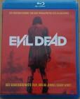 Evil Dead - Uncut - Blu-ray - BR - Sam Raimi - Wie Neu!