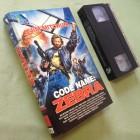 Code Name: Zebra VHS Jim Mitchum / Robert Z´Dar NEW VISION