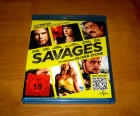 BLU-RAY SAVAGES - EXTENDED - UNCUT - Oliver Stone - FSK 18