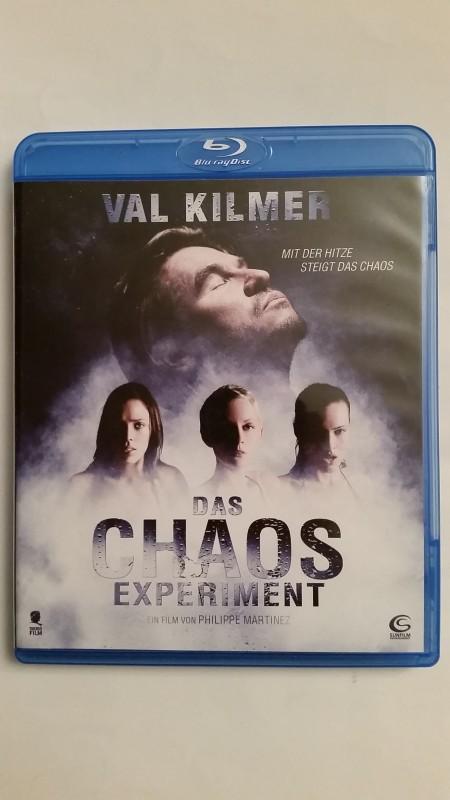 Blu-Ray ** Das Chaos Experiment *Uncut*Deutsch*Val Kilmer*