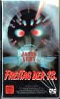 (VHS) Freitag, der 13. Teil 6 - Jason lebt - CIC -Große Box