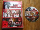 Torture Porn 3er DVD Pack Saw Executioner Killing Massacre 2