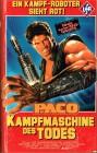(VHS) Paco - Kampfmaschine des Todes - Große Hartbox ufa