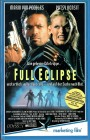 (VHS) Full Eclipse - Mario Van Peebles  -  Große Hartbox